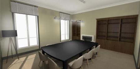 Lois Miseray - Design Interieur cabinet Avocat (10)