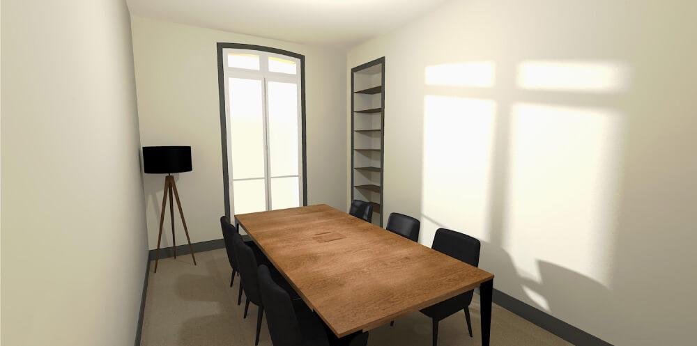 Lois Miseray - Design Interieur cabinet Avocat (9)
